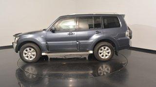 2009 Mitsubishi Pajero NT MY10 RX A72 5 Speed Sports Automatic Wagon.
