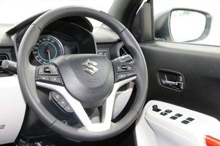 2020 Suzuki Ignis MF GLX Ivory Pearl 1 Speed Constant Variable Hatchback