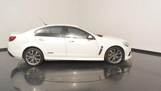 2013 Holden Commodore VF MY14 SS V White 6 Speed Manual Sedan