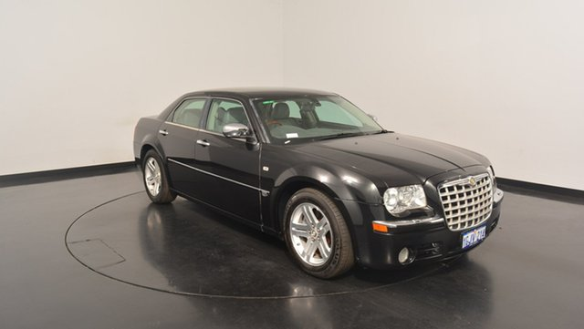 Used Chrysler 300C MY2007 , 2007 Chrysler 300C MY2007 Black 5 Speed Sports Automatic Sedan