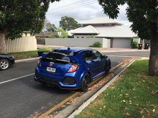 2017 Honda Civic 10th Gen MY17 Type R Brilliant Sporty Blue 6 Speed Manual Hatchback