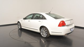 2014 Holden Caprice WN MY14 V White 6 Speed Sports Automatic Sedan.