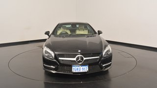 2013 Mercedes-Benz SL350 R231 BlueEFFICIENCY 7G-Tronic + Black 7 Speed Sports Automatic Roadster