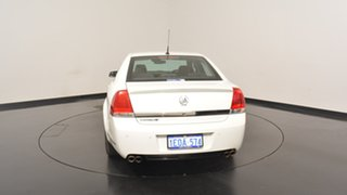 2014 Holden Caprice WN MY14 V White 6 Speed Sports Automatic Sedan