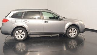 2011 Subaru Outback B5A MY11 2.5i Lineartronic AWD Premium Grey 6 Speed Constant Variable Wagon
