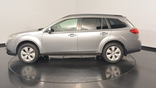 2011 Subaru Outback B5A MY11 2.5i Lineartronic AWD Premium Grey 6 Speed Constant Variable Wagon.