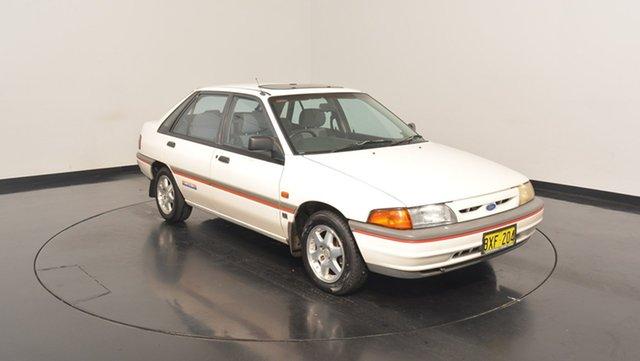 Used Ford Laser KH GL, 1994 Ford Laser KH GL White 3 Speed Automatic Hatchback