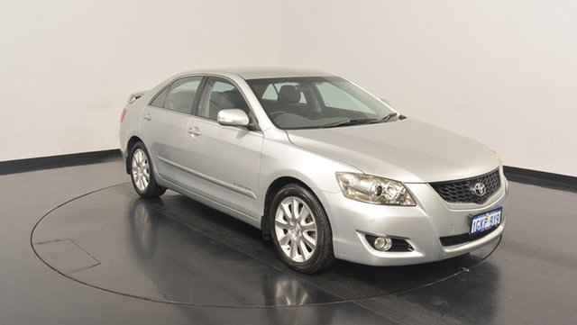 Used Toyota Aurion GSV40R Touring, 2009 Toyota Aurion GSV40R Touring Silver 6 Speed Sports Automatic Sedan