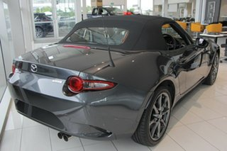 2021 Mazda MX-5 ND GT SKYACTIV-Drive Polymetal Grey 6 Speed Sports Automatic Roadster.