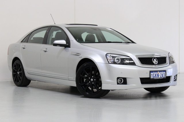 Used Holden Caprice WN MY16 V, 2015 Holden Caprice WN MY16 V Silver 6 Speed Auto Active Sequential Sedan