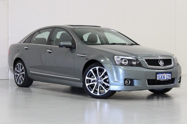 Used Holden Caprice WN MY16 V, 2015 Holden Caprice WN MY16 V Grey 6 Speed Auto Active Sequential Sedan