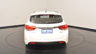 2012 Hyundai i40 VF Active Tourer White 6 Speed Sports Automatic Wagon