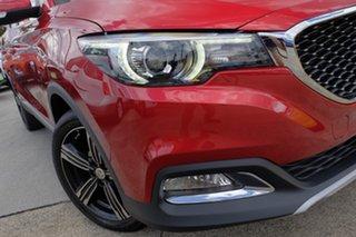 2021 MG ZS AZS1 MY21 Essence 2WD Diamond Red 6 Speed Automatic Wagon.