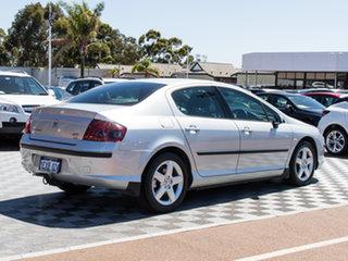 2005 Peugeot 407 ST HDI Comfort Silver 4 Speed Sports Automatic Sedan
