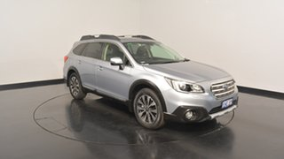 2015 Subaru Outback B6A MY15 3.6R CVT AWD Silver 6 Speed Constant Variable Wagon