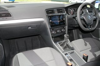 2018 Volkswagen Golf 7.5 MY18 110TSI Pure White 6 Speed Manual Hatchback