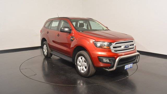 Used Ford Everest UA Ambiente 4WD, 2015 Ford Everest UA Ambiente 4WD Red 6 Speed Sports Automatic Wagon