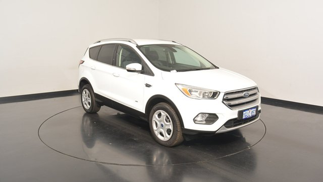 Used Ford Escape ZG Trend AWD, 2016 Ford Escape ZG Trend AWD White 6 Speed Sports Automatic Wagon