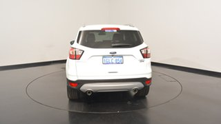 2017 Ford Escape ZG Trend PwrShift AWD White 6 Speed Sports Automatic Dual Clutch Wagon