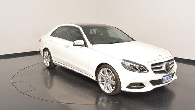 Used Mercedes-Benz E250 W212 MY14 7G-Tronic +, 2014 Mercedes-Benz E250 W212 MY14 7G-Tronic + White 7 Speed Sports Automatic Sedan