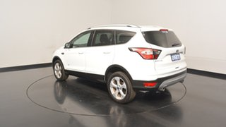 2017 Ford Escape ZG Trend PwrShift AWD White 6 Speed Sports Automatic Dual Clutch Wagon.