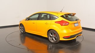 2017 Ford Focus LZ ST Orange 6 Speed Manual Hatchback.