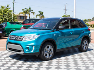 2017 Suzuki Vitara LY RT-S 2WD Turquoise/Black Roof 6 Speed Sports Automatic Wagon.