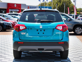 2017 Suzuki Vitara LY RT-S 2WD Turquoise/Black Roof 6 Speed Sports Automatic Wagon