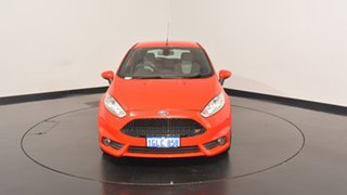 2017 Ford Fiesta WZ ST Red 6 Speed Manual Hatchback