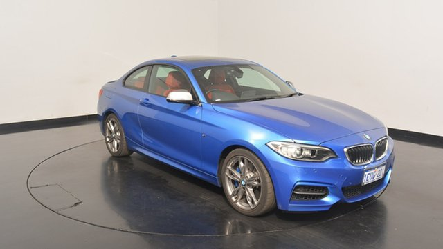 Used BMW M235i F22 , 2015 BMW M235i F22 Blue 8 Speed Sports Automatic Coupe