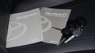 2008 Toyota Aurion GSV40R Prodigy White 6 Speed Sports Automatic Sedan