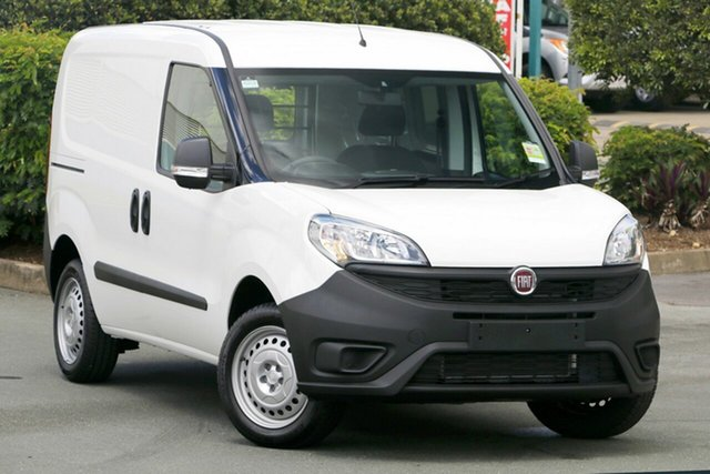 Demo Fiat Doblo  SWB (Low), 2017 Fiat Doblo SWB (Low) White 6 Speed Manual Van