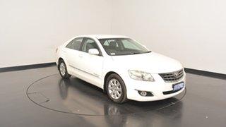 2008 Toyota Aurion GSV40R Prodigy White 6 Speed Sports Automatic Sedan.