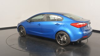 2013 Kia Cerato YD MY14 S Abyss Blue 6 Speed Sports Automatic Sedan.