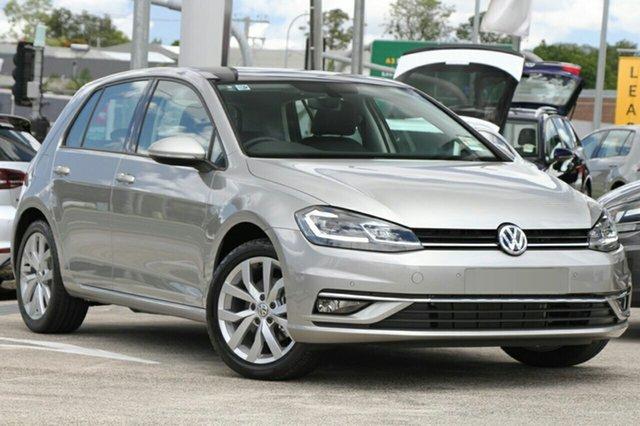 New Volkswagen Golf 7.5 MY20 110TSI DSG Highline, 2020 Volkswagen Golf 7.5 MY20 110TSI DSG Highline Grey 7 Speed Sports Automatic Dual Clutch