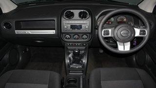 2014 Jeep Compass MK MY14 Sport Blue 6 Speed Sports Automatic Wagon