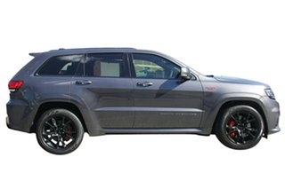 2020 Jeep Grand Cherokee WK MY20 SRT Sting Grey 8 Speed Sports Automatic Wagon