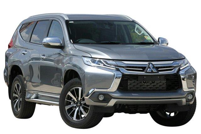 New Mitsubishi Pajero Sport QE MY18 GLS, 2018 Mitsubishi Pajero Sport QE MY18 GLS Titanium 8 Speed Sports Automatic Wagon