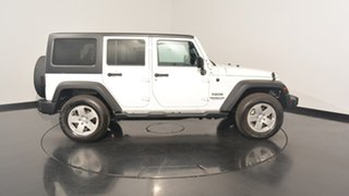 2017 Jeep Wrangler JK MY17 Unlimited Sport White 5 Speed Automatic Softtop