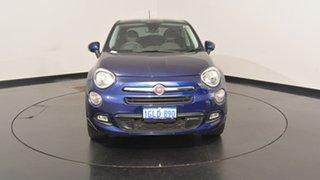 2015 Fiat 500X 334 Lounge AWD Venezia Blue 9 Speed Sports Automatic Wagon