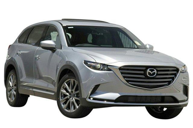 New Mazda CX-9 TC GT SKYACTIV-Drive, 2018 Mazda CX-9 TC GT SKYACTIV-Drive Sonic Silver 6 Speed Sports Automatic Wagon