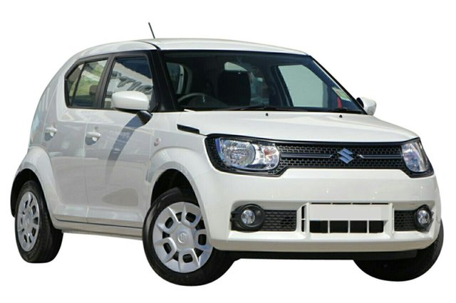 New Suzuki Ignis MF GL, 2018 Suzuki Ignis MF GL Pure White 1 Speed Constant Variable Hatchback