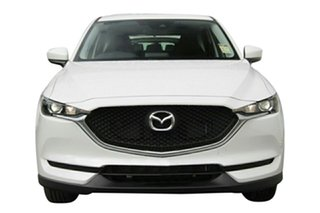 2020 Mazda CX-5 KF2W7A Maxx SKYACTIV-Drive FWD Snowflake White 6 Speed Sports Automatic Wagon