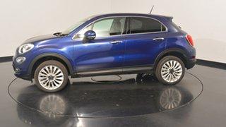 2015 Fiat 500X 334 Lounge AWD Venezia Blue 9 Speed Sports Automatic Wagon.