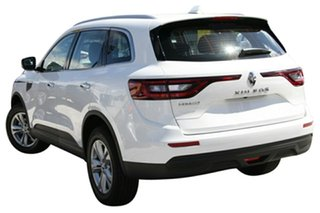 2021 Renault Koleos HZG MY21 Life X-tronic White 1 Speed Constant Variable Wagon.