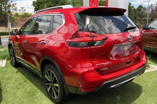2018 Nissan X-Trail T32 Series II Ti X-tronic 4WD Ruby Red 7 Speed Constant Variable Wagon