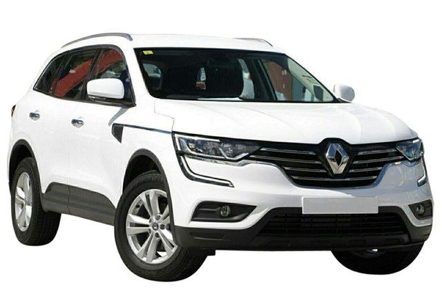 New Renault Koleos HZG MY21 Life X-tronic Nailsworth, 2021 Renault Koleos HZG MY21 Life X-tronic White 1 Speed Constant Variable Wagon