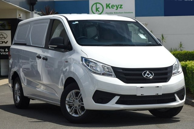 New LDV G10 SV7C , 2018 LDV G10 SV7C Blanc White 6 Speed Automatic Van