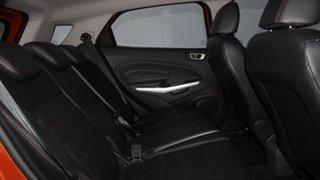 2016 Ford Ecosport BK Titanium PwrShift Red 6 Speed Sports Automatic Dual Clutch Wagon
