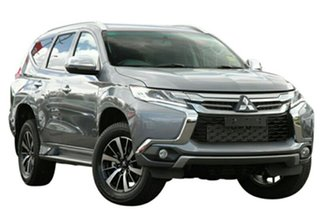 2018 Mitsubishi Pajero Sport QE MY18 GLX Titanium 8 Speed Sports Automatic Wagon.